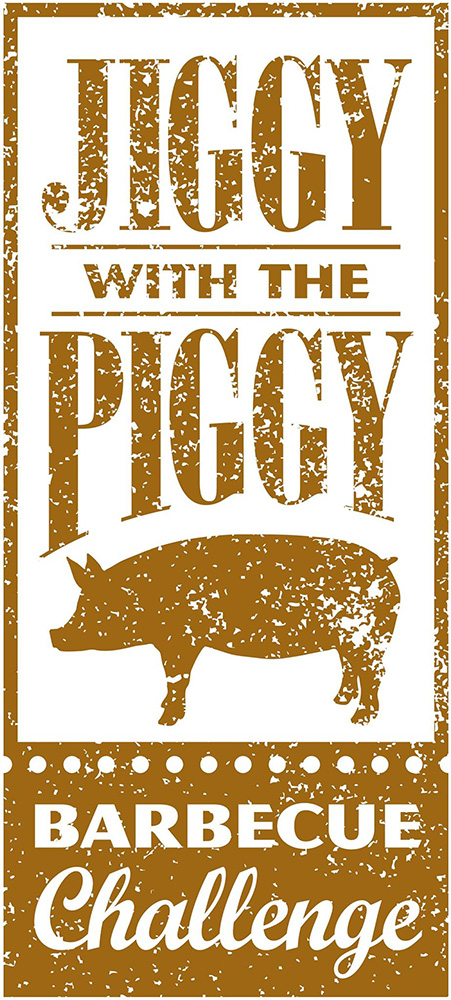 Jiggy With The Piggy Banner